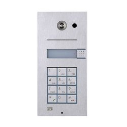 2N Telecommunications - 9137111KU - 2N Helios IP 1 button + keypad