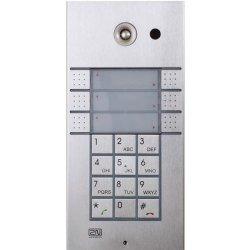 2N Telecommunications - 9137161CKU - 2N Helios IP Vario 3x2 button + keypad + cam.
