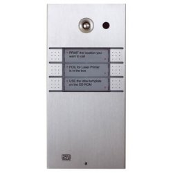 2N Telecommunications - 9137161U - 2N Helios IP Vario 3x2 button