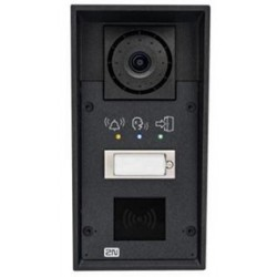 2N Telecommunications - 9151101CHRPW - 2N Helios IP Force - 1 button, HD camera, pictograms, 10W speaker (card reader ready)