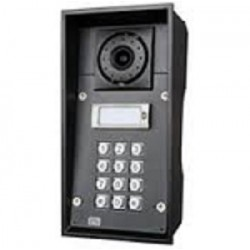2N Telecommunications - 9151101K - Helios IP Force - 1 button & keypad