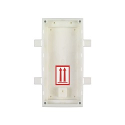 2N Telecommunications - 9155015 - 2N Helios IP Verso - flush mount installation box for 2 modules (must be with 9155012)