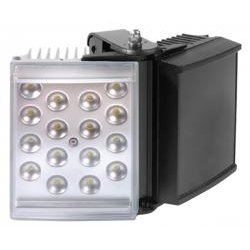Raytec - HY100-50 - HYBRID 100, 1x IR 850nm, 1x White-Light, Adaptive Illumination - includes PSU 50W; 50 degree