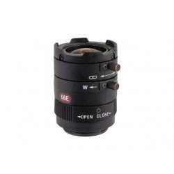 Brickcom - M13VG288IR - Brickcom M13VG288IR - 3 mm to 8 mm - f/1.2 - Zoom Lens for CS Mount - 2.7x Optical Zoom