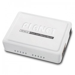 PLANET Technology - POE-151 - Planet 802.3af Power over Ethernet Injector