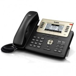 Yealink - SIP-T27P (W/O PS) - Professional IP Phone -