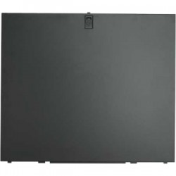 APC / Schneider Electric - AR7307 - APC by Schneider Electric Split Side Panel - Black - 2 Pack - 35.4 Height - 38.1 Width - 0.5 Depth