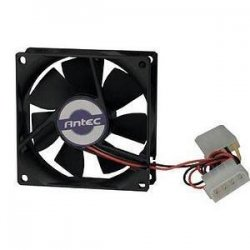 Antec - SMALL FAN (80MM) - Small Fan (80mm) White Box Fan