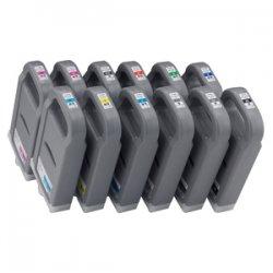 Canon - 2220B001AA - Canon PFI-702BK Ink Cartridge - Black - Inkjet