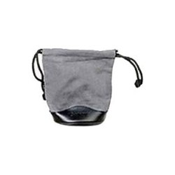 Canon - 2779A001 - Canon LP1214 Carrying Case for Lens - Gray - Leather - 4.7 Height x 4.7 Width x 2.1 Depth