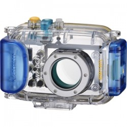Canon - 3601B001 - Canon WP-DC31 Digital Camera Waterproof Case - 6 x 4.2 x 3.5 - Polycarbonate - Clear