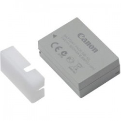 Canon - 5668B001 - Canon NB-10L Digital Camera Battery - 920 mAh - Lithium Ion (Li-Ion) - 7.4 V DC