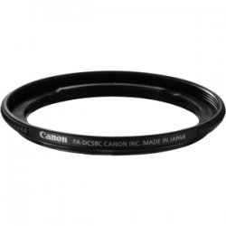 Canon - 5971B001 - Canon Lens Adapter for Digital Camera - 58 mm Lens Mount Thread Size