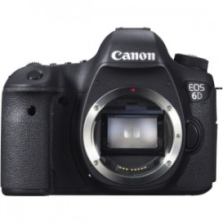 Canon - 8035B002 - Canon EOS 6D 20.2 Megapixel Digital SLR Camera Body Only - 3 LCD - 3:2 - 5472 x 3648 Image - 1920 x 1080 Video - HDMI - PictBridge - HD Movie Mode - Wireless LAN - GPS