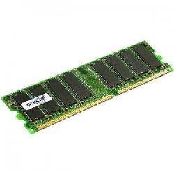 Crucial Technology - CT12864Z40B - Crucial 1GB DDR SDRAM Memory Module - 1GB (1 x 1GB) - 400MHz DDR400/PC3200 - Non-ECC - DDR SDRAM - 184-pin