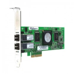 QLogic - QLE2462-E-SP - QLogic SANblade QLE2462 Fibre Channel Host Bus Adapter - 2 x LC - PCI Express x4 - 4.24 Gbit/s - 2 x Total Fibre Channel Port(s) - 2 x LC Port(s) - Plug-in Card