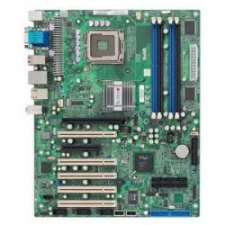 Supermicro - C2SBC-Q-O - Supermicro C2SBC-Q Desktop Motherboard - Intel Q35 Express Chipset - Socket T LGA-775 - Retail Pack - ATX - 1 x Processor Support - 8 GB DDR2 SDRAM Maximum RAM - 800 MHz Memory Speed Supported - 4 x Memory Slots - Serial ATA/300,