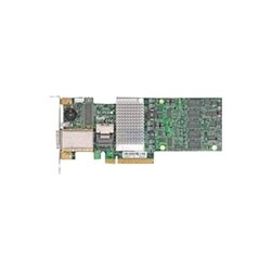 Supermicro - AOC-SAS2LP-H4IR - Supermicro AOC-SAS2LP-H4IR 8-port SAS RAID Controller - PCI Express - Plug-in Card - RAID Supported - 0, 1, 5, 6, 10, 50, 60 RAID Level
