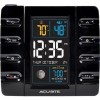 Chaney Instrument - 13020CA - AcuRite Intelli-Time Projection Clock with Outdoor Temperature and USB Charger - Digital