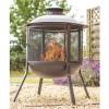 Gardman - 55586US - Newport Steel Fireplace