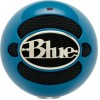 Blue Microphones - 3015 - Blue Microphones Snowball Microphone - 40 Hz to 18 kHz - Wired - Condenser - Cardioid, Omni-directional - Desktop - USB