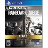 Ubisoft Entertainment - UBP30522082 - Ubisoft Tom Clancy's Rainbow Six Siege: Year 2 Gold Edition - First Person Shooter - PlayStation 4