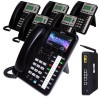 XBlue Networks - X254135 - X25 6 Phone Mixed Bundle