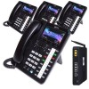 XBlue Networks - X2544 - X25 4 X4040 Phone Bundle
