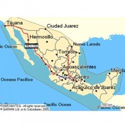 Garmin - 010-10755-00 - Garmin City Select, Mexico NT Digital Map - North America - Mexico