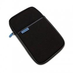 Garmin - 010-11917-00 - Garmin Carrying Case for 7 Portable GPS Navigator - Black, Gray - Scratch Resistant - Foam, Velvet