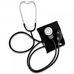 Omron - 0104 - Adult, Self-Taking Home Blood Pressure Kit (Black)