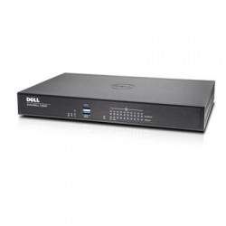 SonicWALL / Dell - 01-SSC-1736 - SonicWall TZ600 - Advanced Edition - security appliance - 10 ports - GigE - SonicWALL Secure Upgrade Plus Program (2 years option)