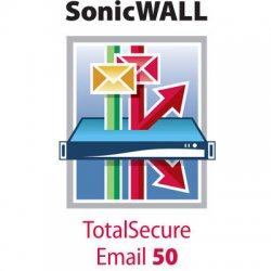 SonicWALL / Dell - 01-SSC-7380 - SonicWALL TotalSecure Email 50 Appliance - Anti-spam, Anti-phishing, Antivirus, Directory Harvest Attack, Denial of Service (DoS), Zombie Detection