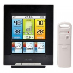 Chaney Instrument - 02007A1 - AcuRite Color Weather Station