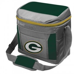Rawlings - 03291068111 - Rawlings SoftSide Carrying Case for Can - Packers Printed Color Team Logo
