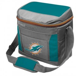 Rawlings - 03291074111 - Rawlings SoftSide Carrying Case for Can - Dolphins Printed Color Team Logo
