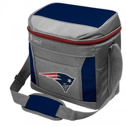 Rawlings - 03291076111 - Rawlings SoftSide Carrying Case for Can - Patriots Printed Full Color Team Logo