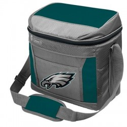Rawlings - 03291080111 - Rawlings SoftSide Carrying Case for Can - Philadelphia Eagles Full Color Team Logo