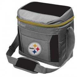 Rawlings - 03291082111 - Rawlings SoftSide Carrying Case for Can - Pittsburgh Steelers Team Logo