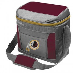 Rawlings - 03291087111 - Rawlings SoftSide Carrying Case for Can - 600D Polyester - Washington Redskins Embroidered Logo