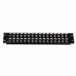 C2G (Cables To Go) / Legrand - 03859 - C2G 24-Port Blank Keystone/Multimedia Patch Panel - 24
