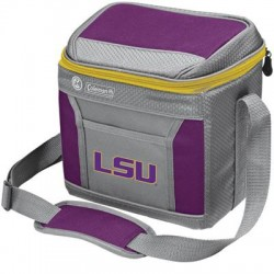 Rawlings - 04113035111 - Rawlings SoftSide Carrying Case for Can - 600D Polyester - LSU Embroidered Logo