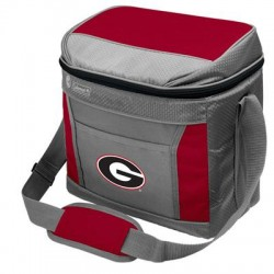 Rawlings - 04113073111 - Rawlings SoftSide Carrying Case for Can - Georgia Printed Color Team Logo