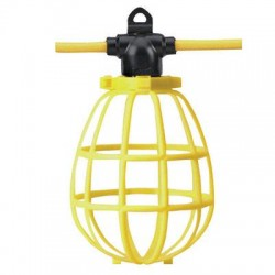 Coleman Cable - 075498802 - Coleman Cable Cord-O-Lite String Light Cord