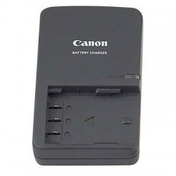 Canon - 0763B001 - Canon Canon CB-2LW Battery Charger - 110 V AC, 220 V AC Input
