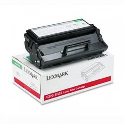 Lexmark - 08A0476 - Lexmark Toner Cartridge - Laser - 3000 Pages - Black - 1 Each