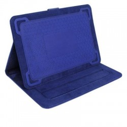 PCT Brands - 09399 - Digital Treasures Carrying Case (Folio) for 10.1 Tablet - Blue