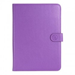 PCT Brands - 09400 - Digital Treasures Universal Carrying Case (Folio) for 10.1 Tablet - Purple
