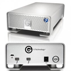 G-Tech / Fabrik / SimpleTech - 0G02828 - G-DRIVE Pro with Thunderbolt 2TB