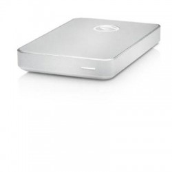 G-Tech / Fabrik / SimpleTech - 0G03040 - HGST G-DRIVE mobile GDMOTHPA10001BDB 1 TB External Hard Drive - Portable - USB 3.0, Thunderbolt - 7200rpm - Silver - 1 Pack - Retail
